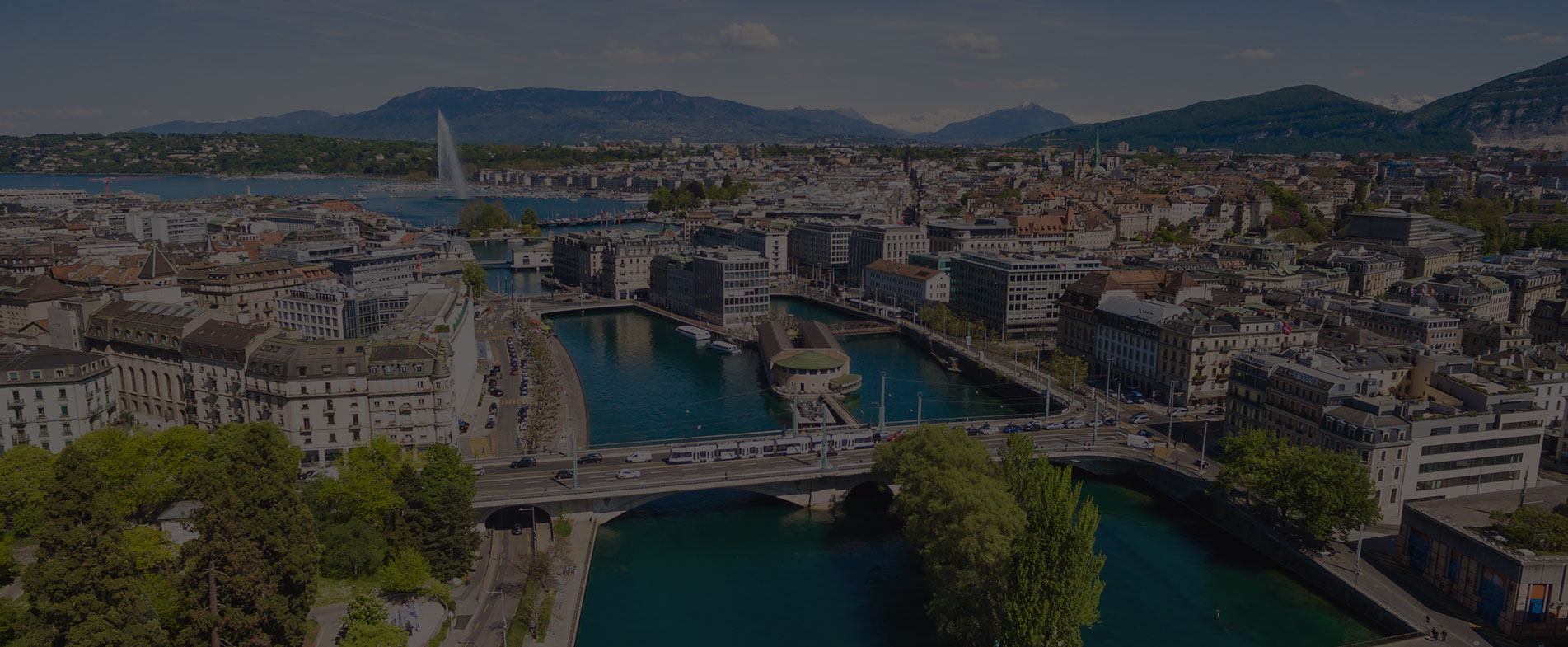 Leman Lake - Geneva